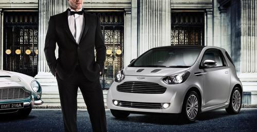 Aston Martin Cygnet: Recordando a la alternativa urbana de bajas emisiones, pero con mucho lujo de los ingleses