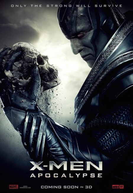 Cartel de X-Men: Apocalypse