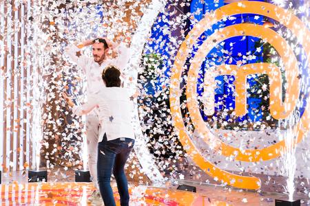 Saúl Craviotto vence a Silvia Abril en la emocionante final de Masterchef Celebrity 2