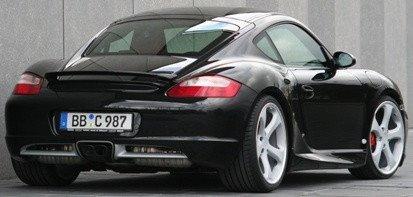 Porsche Cayman S Techart