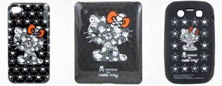 Carcasas Kitty by TokiDoki para productos Apple y más...