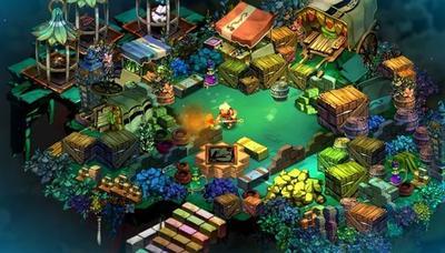 Bastion llegará a PS4 y PS Vita