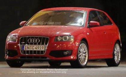 Nuevo Audi S3 2006, ¡ya era hora!