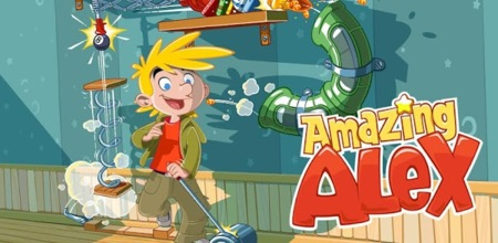 Amazing Alex ya disponible para Android