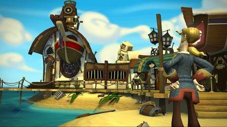 Guybrush es un gran personaje para Project Natal, según Telltale Games