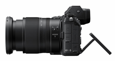 Nikon Z7 Z6 Firmware 2 03