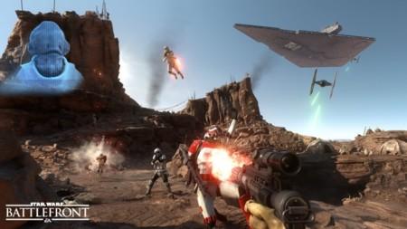 Sin reservas ni historias: la beta de Star Wars Battlefront será abierta