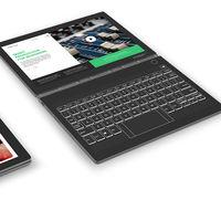 Yoga Book C930: Lenovo cambia el teclado de este convertible por una pantalla de tinta electrónica