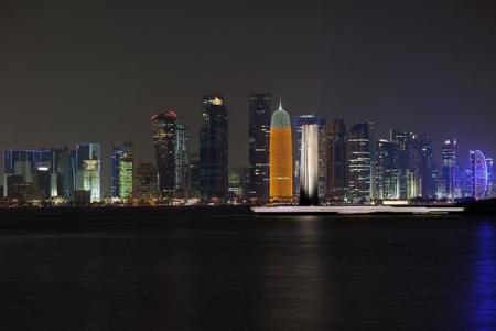 Runners por el mundo: Doha (Qatar)