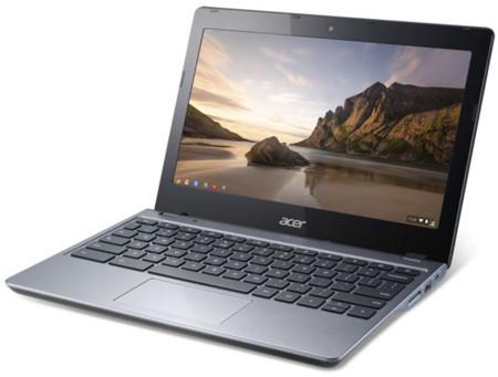 Acer tiene listo su nuevo Chromebook con procesadores Intel Haswell
