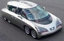 El coche eléctrico de Elica
