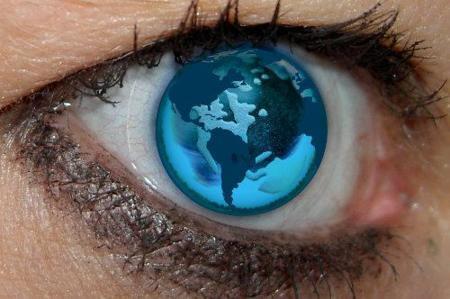 Mapa mundial de catálogos Open Data