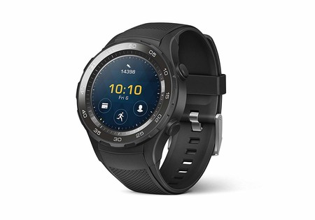 Reloj inteligente Huawei Watch 2 WiFi + 4G por sólo 199,99 euros en Amazon