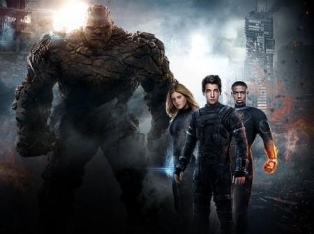 'Cuatro Fantásticos', la película