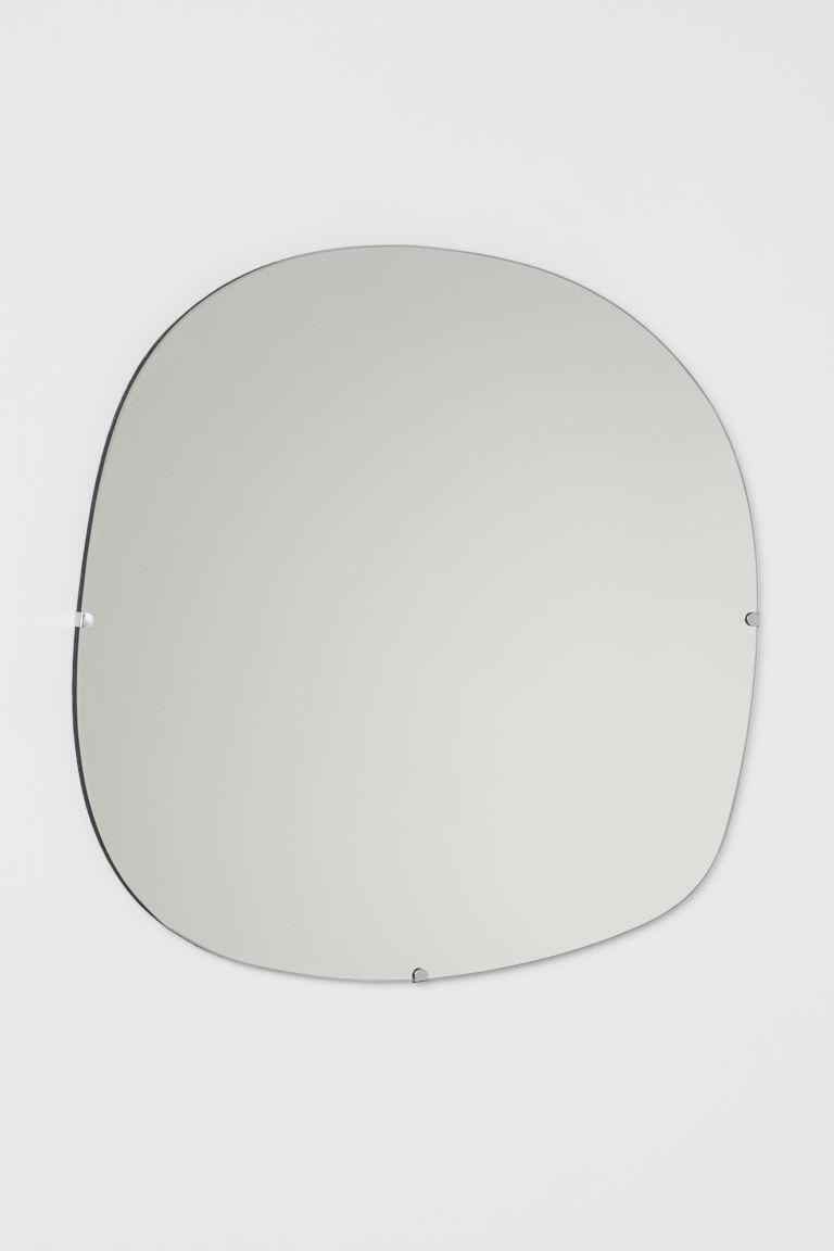Espejo asimétrico Medidas 50x52 cm.