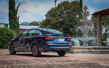 Chevrolet Cavalier Turbo 2022 Primer Contacto Prueba De Manejo Opinion 13
