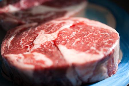 carne infiltrada de grasa