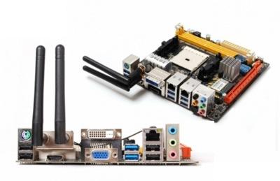 Las últimas placas base ITX de Zotac reciben clases de 'Trinity'
