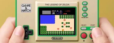 Reserva ya la Nintendo Game&Watch: The Legend of Zelda y ahórrate 10 euros en Amazon