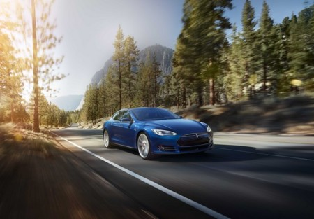 Tesla Model S Bosque