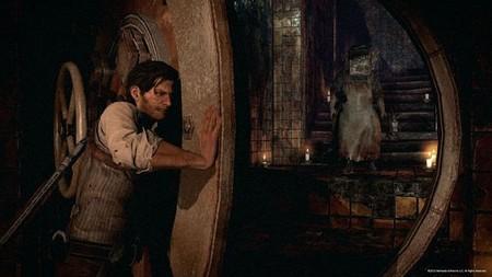 Tres imágenes poco navideñas del escalofriante 'The Evil Within'