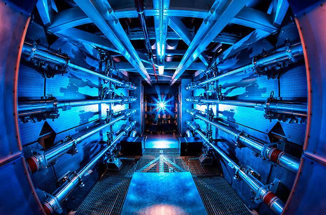Laser 500 trillones de watios