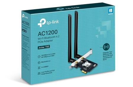 TP-Link presenta el Archer T5E, su nuevo adaptador para llevar la conectividad WiFi y Bluetooth a tu ordenador de sobremesa