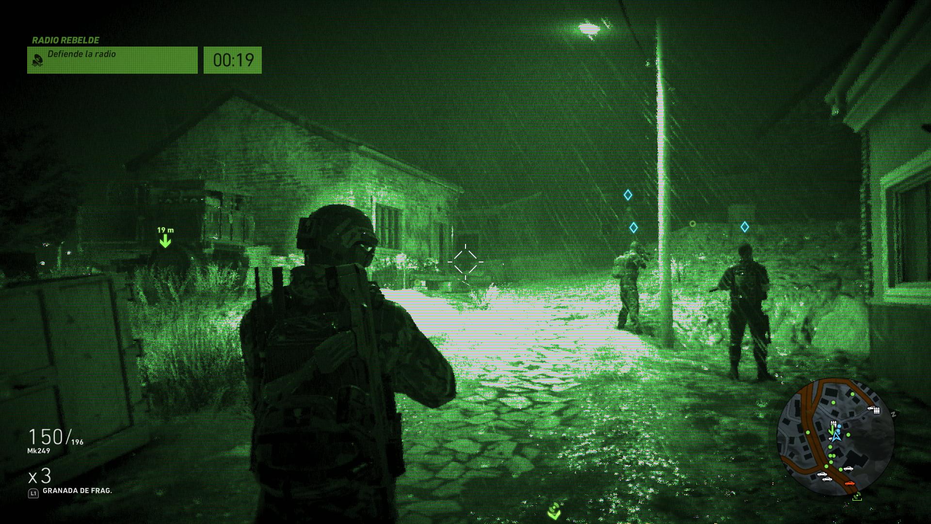 Foto de Tom Clancy's Ghost Recon Wildlands, análisis (20/22)