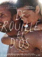 'De rouille et d'os', cartel y tráiler de lo nuevo de Jacques Audiard