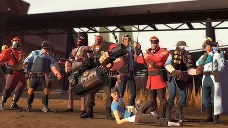 Aparece cuenta regresiva en la página de Team Fortress 2