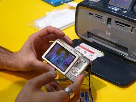 SIMO 2006: cámaras e impresoras