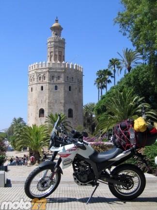 Derbi Terra Adventure 125 Plasencia-Cádiz
