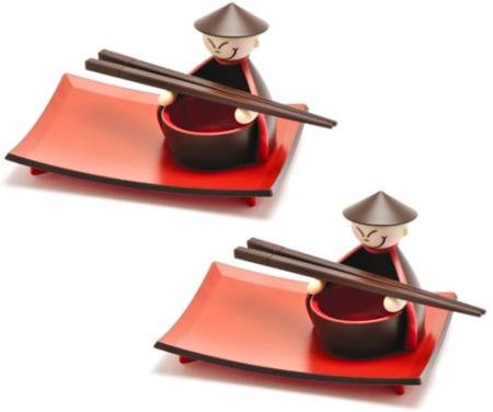 Set de sushi para dos