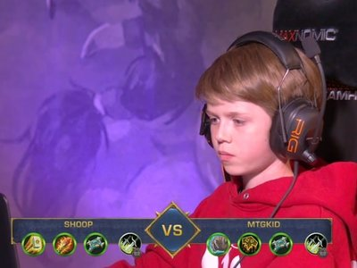 Un niño de 12 años es la nueva estrella de Hearthstone