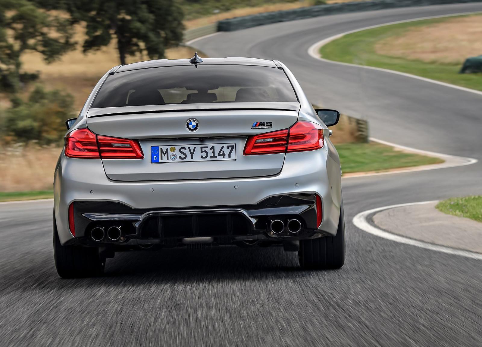 Foto de BMW M5 Competition (10/14)