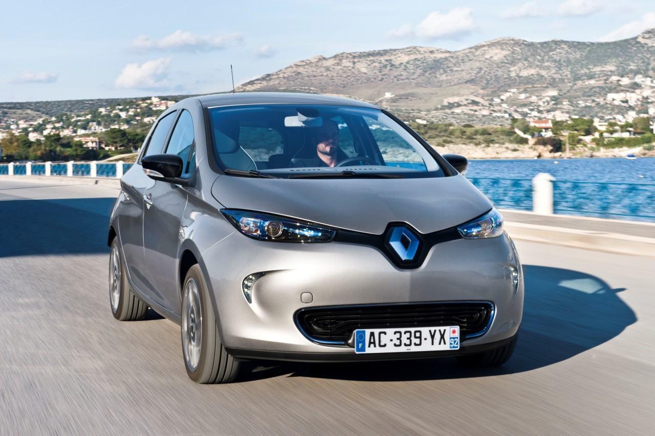 Foto de Renault ZOE (12/151)