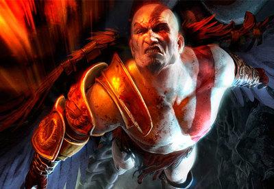 Personajes míticos (VII): Kratos