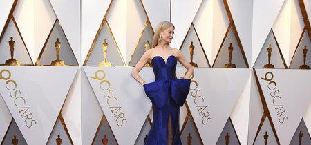 Oscar 2018: todos los looks vistos en la alfombra roja (ni un más, ni uno menos)