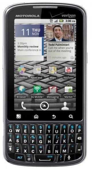 Motorola Droid Pro, un Android con complejo de BlackBerry