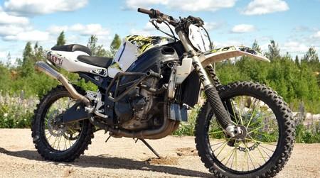 Suzuki Gsx R 1000 Cross