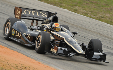 Lotus podría abandonar las IndyCar Series al final de esta temporada
