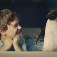 El pingüino Monty: la Navidad es para hacer realidad los deseos de los demás
