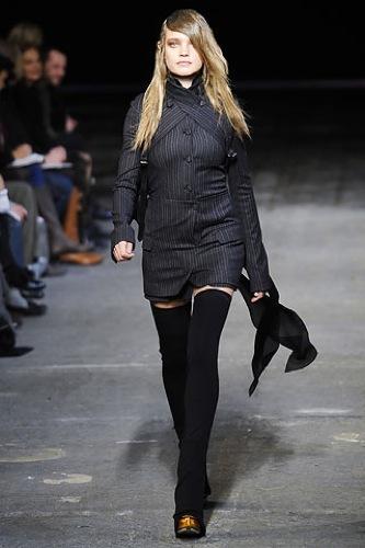 Alexander Wang, Otoño-Invierno 2010/2011 en la Semana de la Moda de Nueva York I