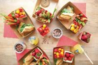 Crea tus propias cajas de picnic con origami