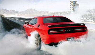 Escucha la llamada del 2015 Dodge Challenger SRT Hellcat