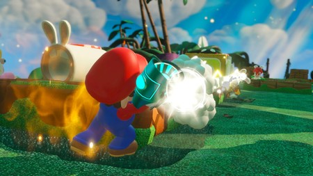 Mario Rabbids Kingdom Battle Analisis 07
