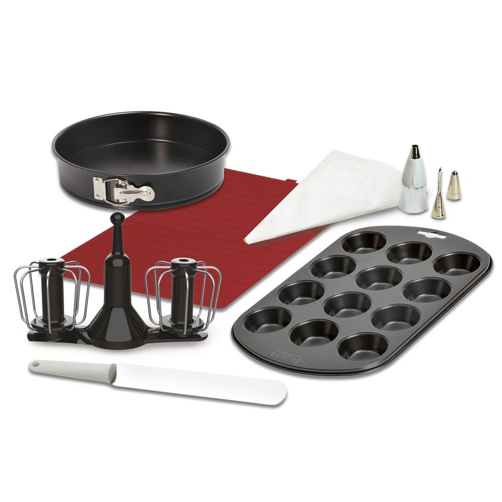 Kit de Reposteria Moulinex Companion Pastry Box XF3890