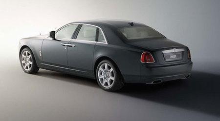 El nuevo Rolls-Royce se llamará Ghost