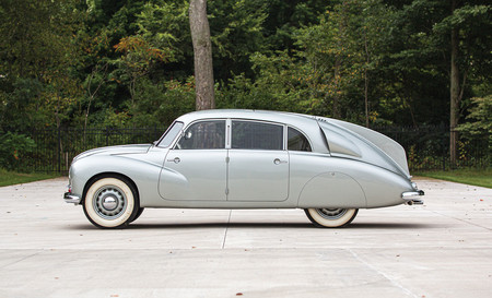 Tatra T87 (1948), a subasta