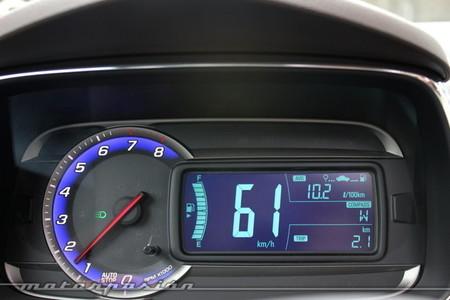 Chevrolet Trax 2013, detalle interior